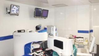 Amenajare clinica de cardiologie cu sistemul MedClyn