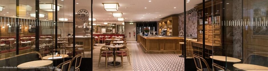 Restaurant Luvru - Paris